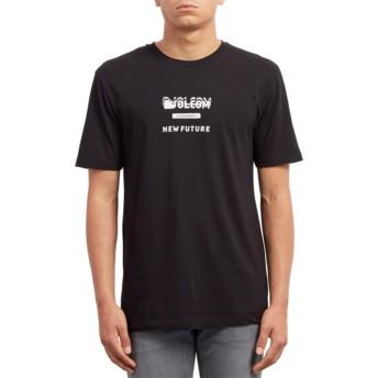 T-shirt à manche courte noir Gateway Black Volcom