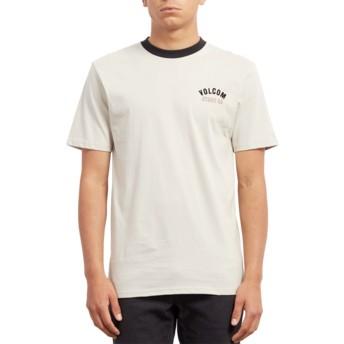 T-shirt à manche courte gris Safe Bet Rng Clay Volcom