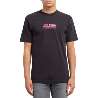 T-shirt à manche courte noir Black Hole Black Volcom