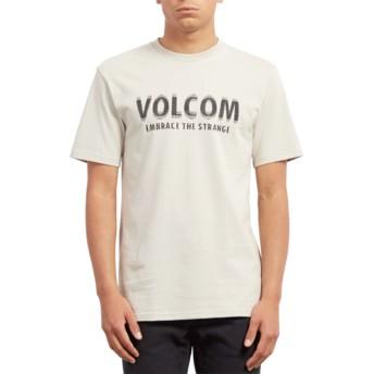 T-shirt à manche courte gris Stranger Clay Volcom