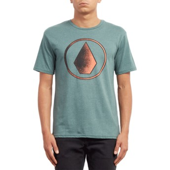 T-shirt à manche courte vert Removed Pine Volcom