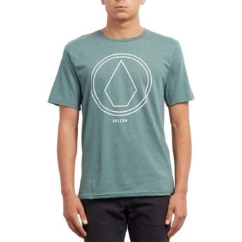 T-shirt à manche courte vert Pinline Stone Pine Volcom