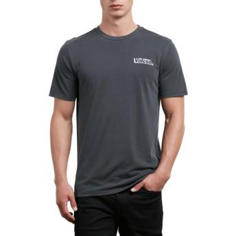 T-shirt à manche courte noir Liberate Stone Black Volcom
