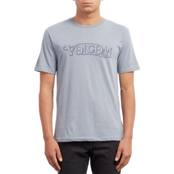 T-shirt à manche courte bleu En Route Arctic Blue Volcom