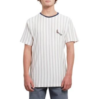 T-shirt à manche courte blanc Westbrooks Egg White Volcom