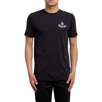 T-shirt à manche courte noir Chill Black Volcom