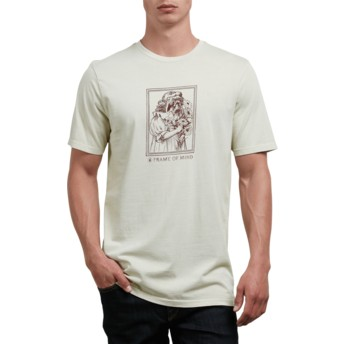 T-shirt à manche courte gris Watcher Clay Volcom