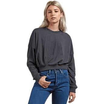 T-shirt à manche longue noir Jamshack Black Volcom