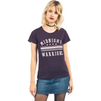 T-shirt à manche courte violet Radical Daze Plum Volcom