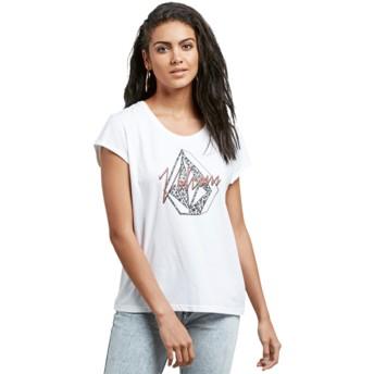 T-shirt à manche courte blanc Radical Daze White Volcom