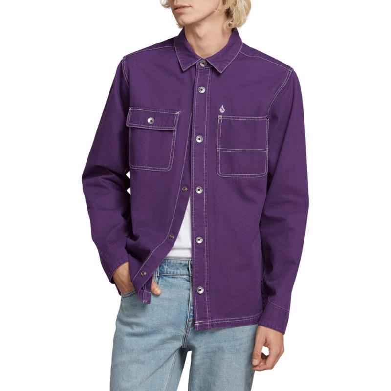 chemise-a-manche-longue-violette-fitzkrieg-dark-purple-volcom.jpg 547da6f64a5