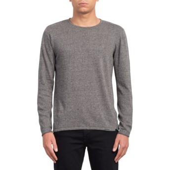 Sweat-shirt gris Faine Heather Grey Volcom