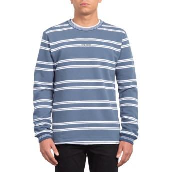 Sweat-shirt bleu marine Canionne Indigo Volcom