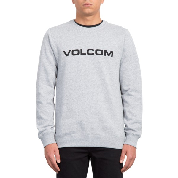 sweat-shirt-gris-imprintz-storm-volcom