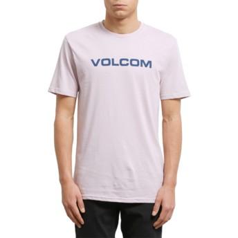 T-shirt à manche courte violet Crisp Euro Pale Rider Volcom