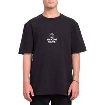 T-shirt à manche courte noir Cut The Rope Black Volcom