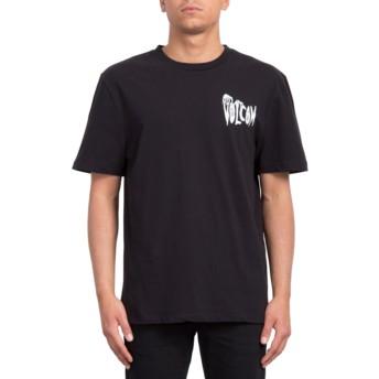 T-shirt à manche courte noir Volcom Panic Black Volcom