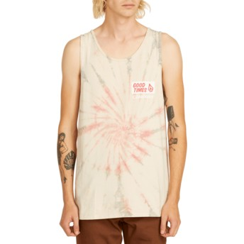 T-shirt sans manches multicolore Volcom Is Good Multi Volcom