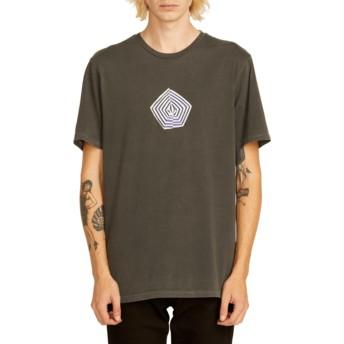 T-shirt à manche courte noir Noa Band Black Volcom