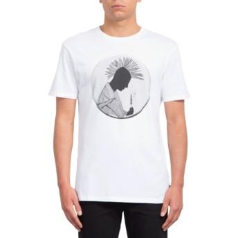 T-shirt à manche courte blanc Mario Duplantier White Volcom