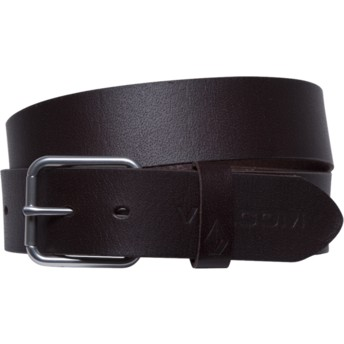 Ceinture marron Effective Brown Volcom