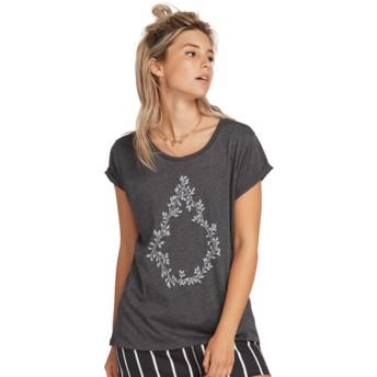 T-shirt à manche courte noir Radical Daze Charcoal Volcom