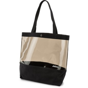 Sac noir Seein Tote Black Volcom