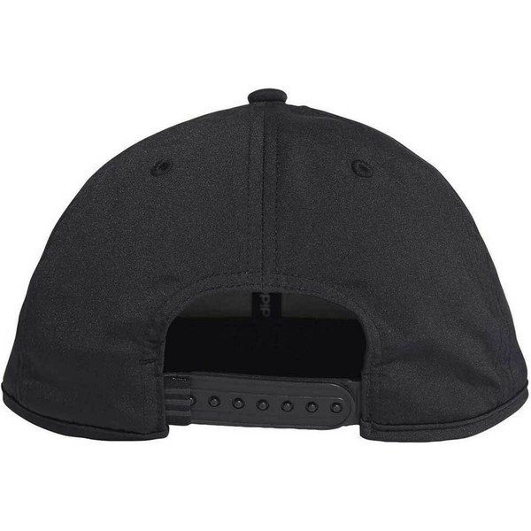 san francisco on feet at get cheap Casquette plate noire snapback 3 Stripes Adidas