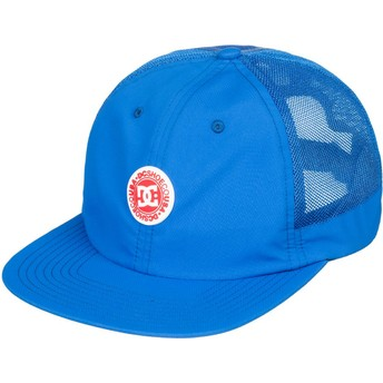 Casquette trucker bleue Harsh Pocket DC Shoes