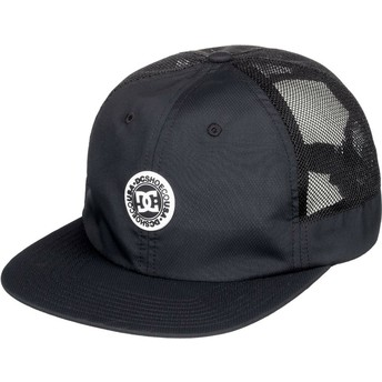 Casquette trucker noire Harsh Pocket DC Shoes