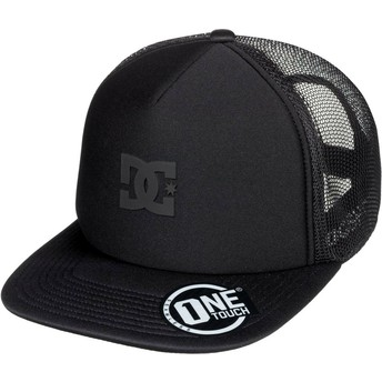 Casquette trucker noire Greet Up DC Shoes