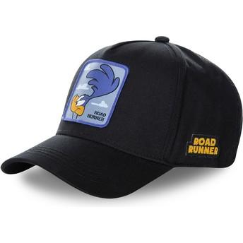 Casquette courbée noire snapback Bip Bip ROA3 Looney Tunes Capslab