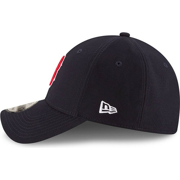 casquette-courbee-bleue-marine-ajustable-9forty-the-league-boston-red-sox-mlb-new-era