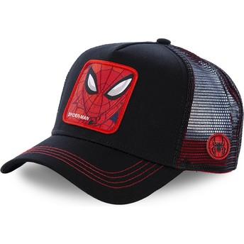 Casquette trucker noire Spider-Man SPI2 Marvel Comics Capslab