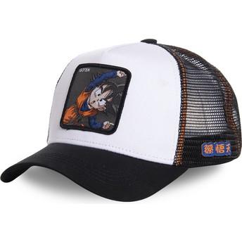 Casquette trucker blanche Goten Fusion GTN3 Dragon Ball Capslab