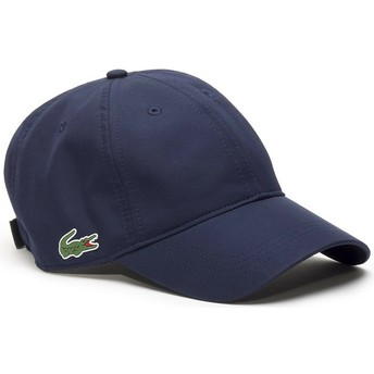 Casquette courbée bleue marine ajustable Basic Dry Fit Lacoste