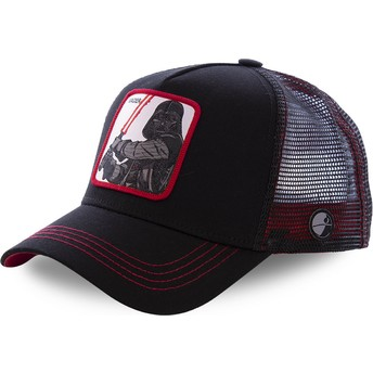 Casquette trucker noire Darth Vader VAD2 Star Wars Capslab
