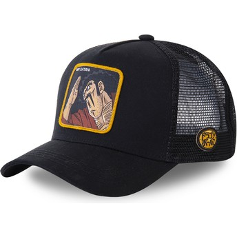 Casquette trucker noire Mr. Satan SAT3 Dragon Ball Capslab