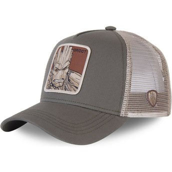 Casquette trucker grise Groot GRO3 Marvel Comics Capslab