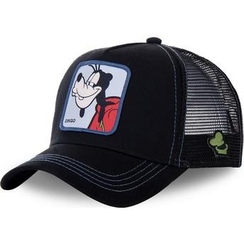 Casquette trucker noire Dingo Goofy GOO2 Disney Capslab