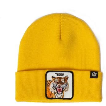 Bonnet jaune tigre Tiger Mouth Goorin Bros.