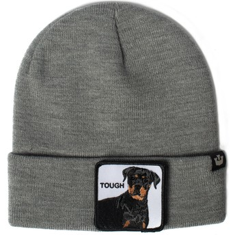 Bonnet gris chien rottweiler Tough Dog Goorin Bros.