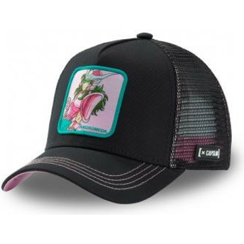Casquette trucker noire Andromeda Shun AND3 Saint Seiya: Les Chevaliers du Zodiaque Capslab