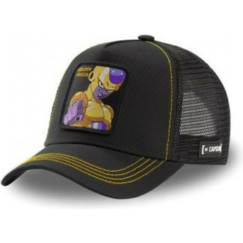 Casquette trucker noire Golden Frieza FRI3 Dragon Ball Capslab