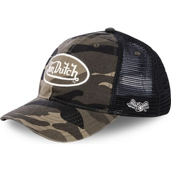 Casquette trucker camouflage ARMY02 Von Dutch