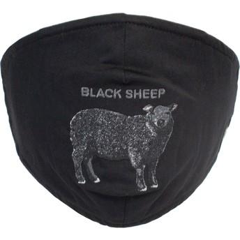 Masque réutilisable noir mouton Sheep Rock Goorin Bros.