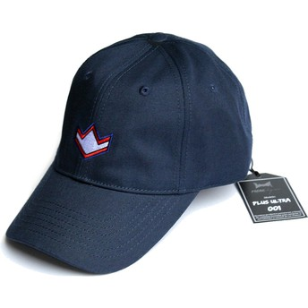 Casquette courbée bleue marine ajustable All Might Plus Ultra My Hero Academia FreakElegance