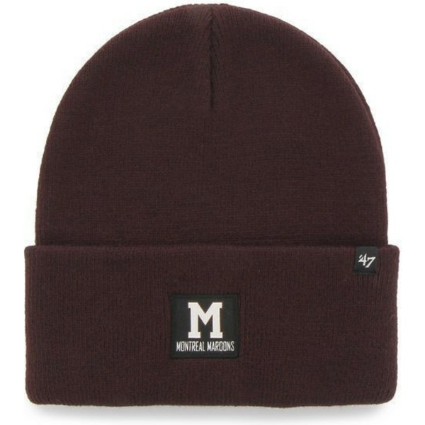bonnet-rouge-montreal-maroons-nhl-47-brand