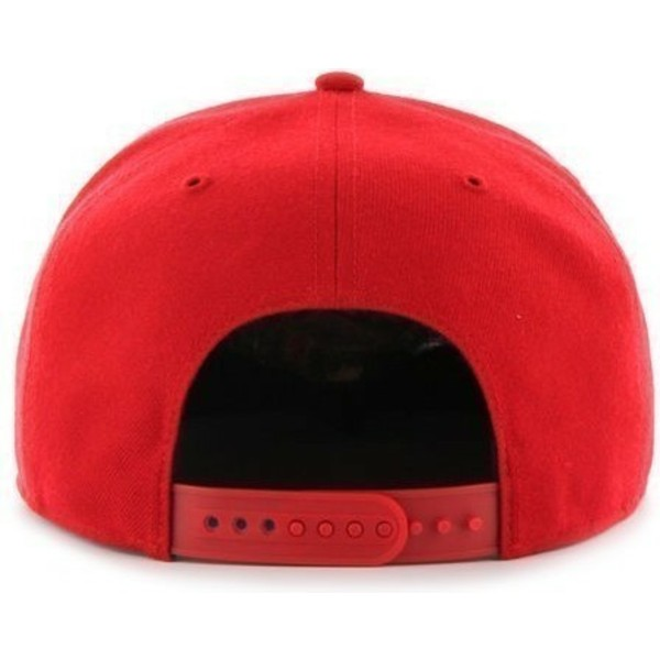 casquette-plate-rouge-snapback-new-york-yankees-mlb-centerfield-47-brand