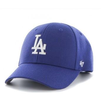 Casquette courbée bleue Los Angeles Dodgers MLB 47 Brand